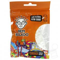 FILTRO BEM BOLADO CLÁSSICO 6 MM
