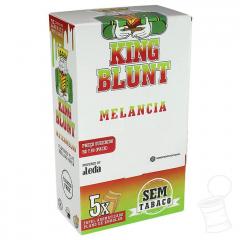 CX. SEDA AROMATIZADA KING BLUNT MELANCIA