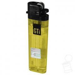 ISQUEIRO GTI GRANDE TRANSLUCENT YELLOW