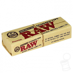 TIPS RAW GUMMED PERFORATED