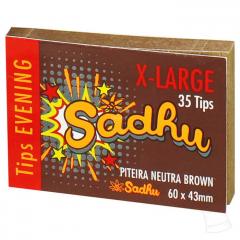 TIPS SADHU X-LARGE EVENING 60X43