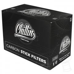 CX. FILTRO CHILLIN CARBON STICKS C/120