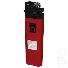 ISQUEIRO GTI GRANDE COLOR RED