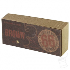 TIPS BROS 66 LARGE BROWN
