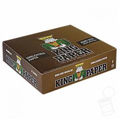 CX. KING PAPER BROWN KING SIZE