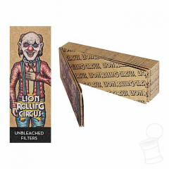 TIPS LION ROLLING CIRCUS UNBLEACHED