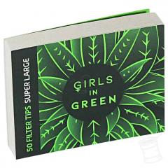 TIPS BEM BOLADO GIRLS IN GREEN SUPER LARGE VERDE