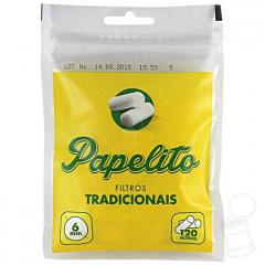 FILTRO PAPELITO TRADICIONAL 6 MM