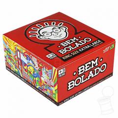 CX. SEDA BEM BOLADO KING SIZE EXTRA LARGE