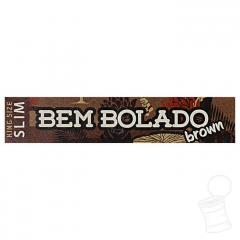 SEDA BEM BOLADO BROWN KING SIZE SLIM