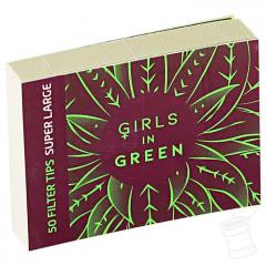 TIPS BEM BOLADO GIRLS IN GREEN SUPER LARGE VINHO