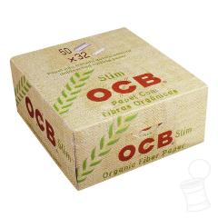 CX. SEDA OCB KING SIZE SLIM ORGANIC HEMP