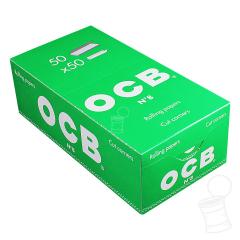 CX. SEDA OCB SINGLE CUT CORNER GREEN