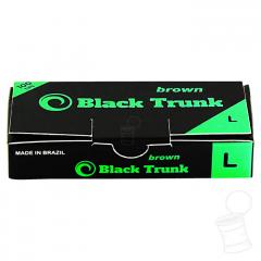TIPS BLACK TRUNK BROWN - L
