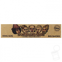 SEDA LION ROLLING CIRCUS KING SIZE UNBLEACHED