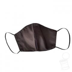 Máscara de pano para proteção.