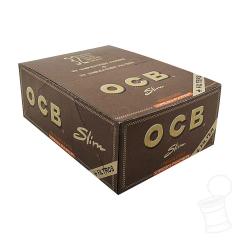 CX. SEDA OCB KING SIZE SLIM VIRGIN PAPER + FILTERS