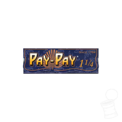 SEDA PAY-PAY 1 1/4 CLASSIC