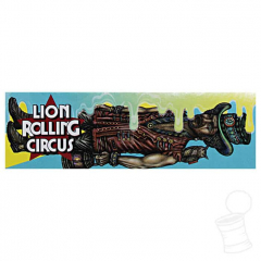 SEDA LION ROLLING CIRCUS 1 1/4 CRAZY COCO