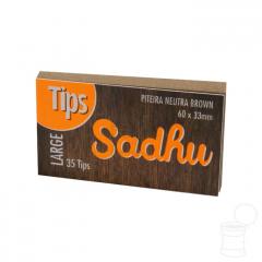 TIPS SADHU LARGE BROWN 60X33