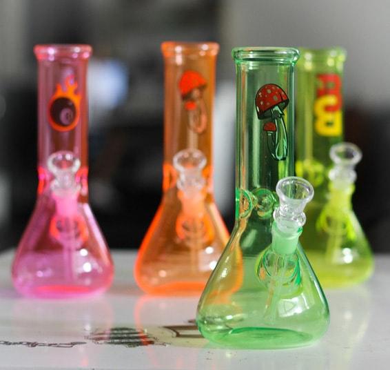bongs de vidro